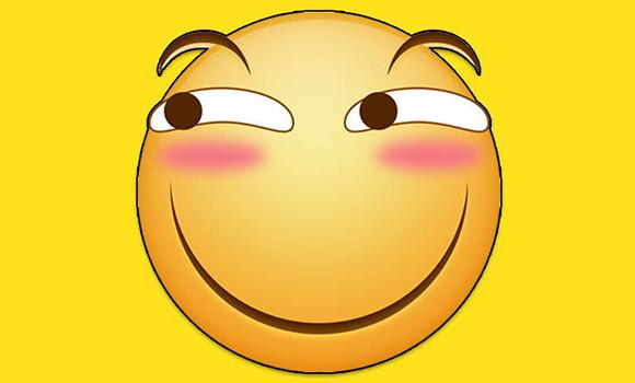 手机用户最喜欢用的表情,竟然不是滑稽?