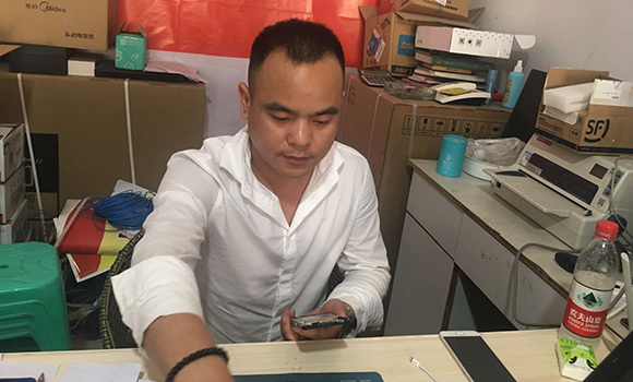 安心修平台师傅专访:重庆施师傅